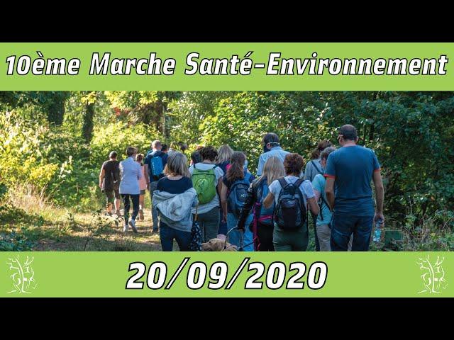 Marche Santé Environnement 2020 Epinal