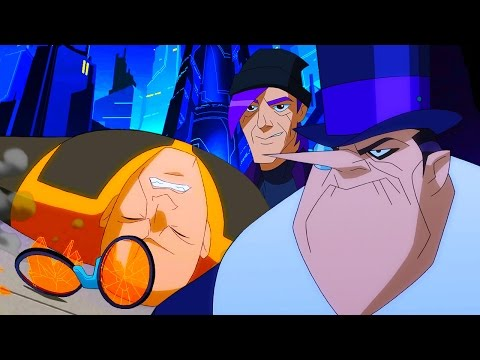Batman Unlimited | Penguin Makes A Scene