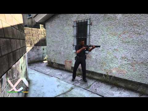 GTA Random Crime