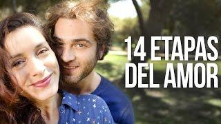 14 Etapas Del Amor