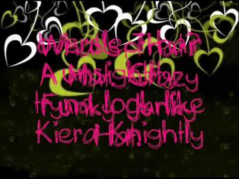 Crazy Funky Junky Hat Lyrics-Jennifer Stone and Selena Gomez