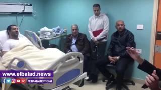 مجدى الجلاد يكشف تفاصيل مشروعه الصحفي الجديد لـ «أحمد مرتضى» .. فيديو وصور