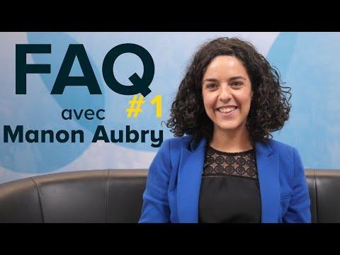 Manon Aubry répond à vos questions ! FAQ #1