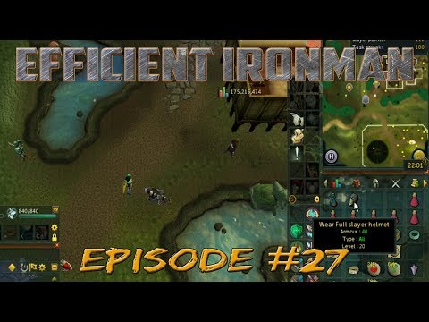 Efficient Ironman Series: Episode 27 | Kicking off 2019! [Runescape 3]