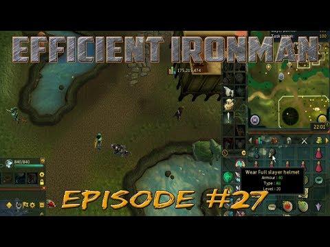 Efficient Ironman Series: Episode 27 | Kicking off 2019! [Runescape 3]