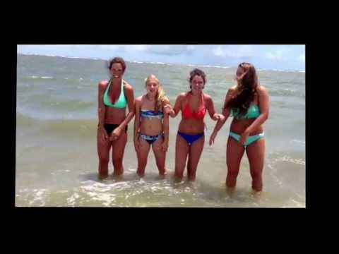Rutgers Synchronized Swimming Parody. Lang family vacation 2013