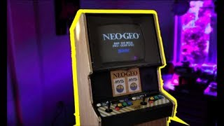 NEOGEO GOLDIE ARCADE RESTORATION PROJECT:: PART 2