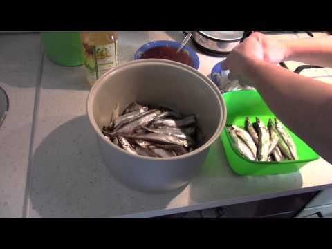Шкара из Мойвы в Мультиварке. Рецепт Мойвы. Домашняя кухня.