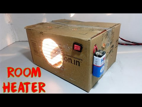 Thumbnail: How to Make Room Heater At home