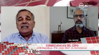 José Simonella: Consecuencias del cepo
