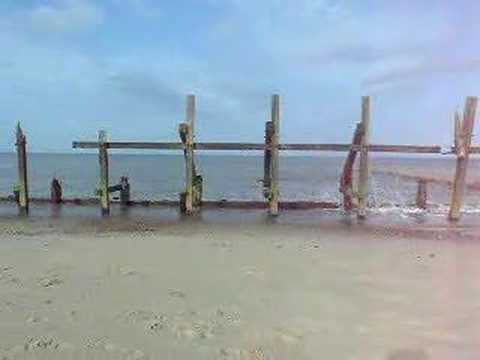 Happisburgh Restless Sea