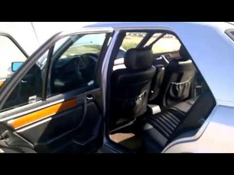 1995 Mercedes-Benz W124 E300 Diesel 3.0 Diesel