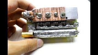 видео Электронный блок для сварочного аппарата