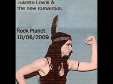 Juliette Lewis & The new romantics - 10 June 2009 - Rock Planet Club -  Italy