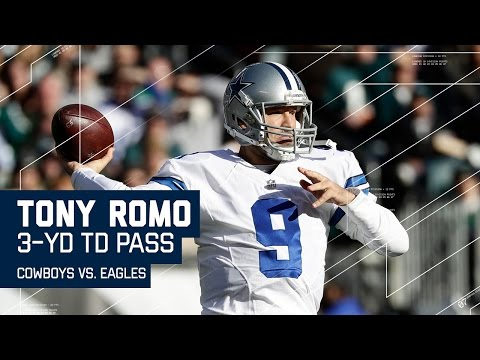 Tony Romo Leads TD Drive in His 1st Game of the Season! | NFL Week 17 Highlights