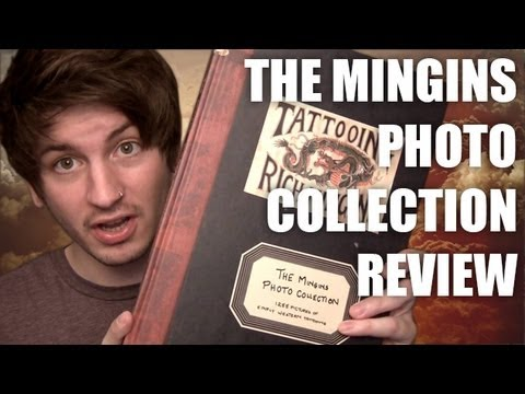 The Mingins Photo Collection Book Review - Amsterdam Tattoo Museum Publishing