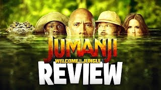 Jumanji Welcome To The Jungle Movie Review - Surprisingly Good!