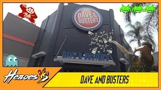Heroes VS - Dave & Busters