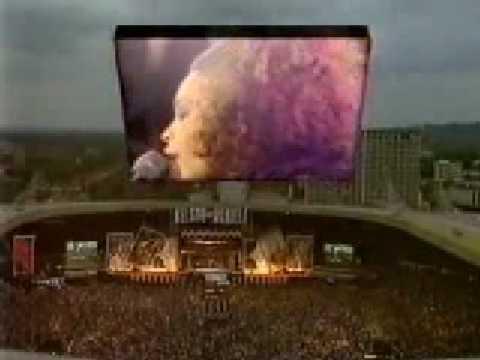 Whitney Houston - Where Do Broken Hearts Go Live