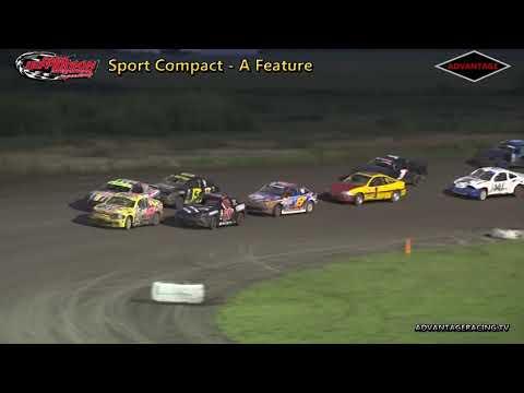 Sport Compact/Mod Lite Features - Park Jefferson Speedway - 8/11/18