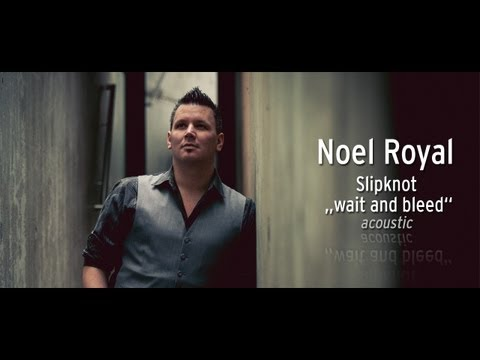 Noel Royal - Wait and Bleed -(slipknot cover)