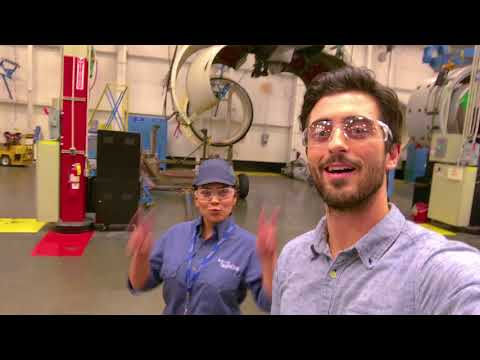 Careers at Delta: Aviation Maintenance Technician – High School Outreach