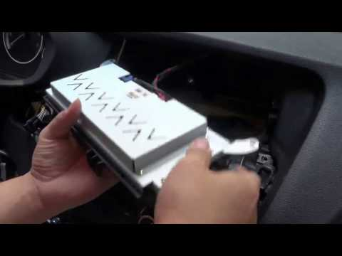 How to install the aftermarket android stereo on 2016 BMW X3 F25