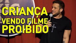 VENDO P0RN0 ESCONDIDO - FLÁVIO ANDRADDE - STAND UP COMEDY