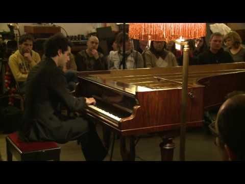 Fortepiano (Hammerflügel, Hammerklavier) performance by Soheil Nasseri: Schumann op 26 Mvt 1