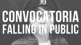 Convocatoria Falling in Public (cayendo en publico)