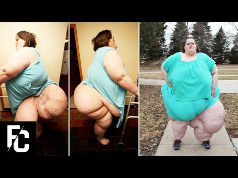 7 FATTEST WOMEN in the World | LIST KING