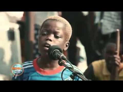 Espoir, Decouverte d'un jeune talent dans les rues de Kinshasa