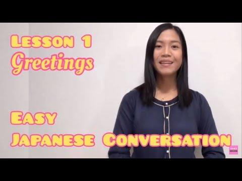 Japanese Tagalog Lesson 1: GREETINGS // Shekmatz