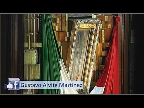 Mañanitas a la Virgen de Guadalupe con Gustavo Alvite 2018