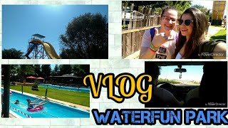 WATERFUN PARK ΣΤΟ ΛΟΥΤΡΑΚΙ | VLOG