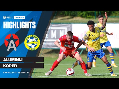 Aluminij Koper Goals And Highlights