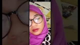 Jilbab Hot Buka Celana