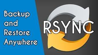 rsync Backup on Linux