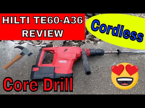 Hilti Power Tools Reviews and Unboxing YouTube