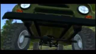 4x4 russian suvs off road 2 gameplay trailer