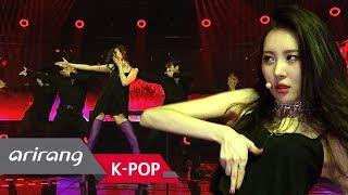 [Simply K-Pop] SUNMI(선미) _ Gashina(가시나) _ Ep.343 _ 122818