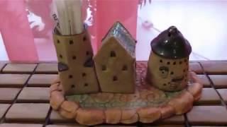 """Рождество в Выборге ! Часть 1 - Парк """"Монрепо"""" и апартаменты """"Ульберг"""""""