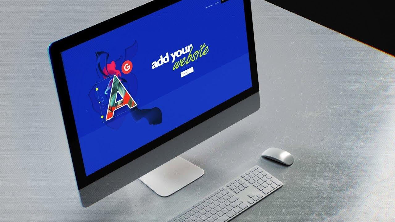 Website & App Promo