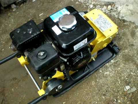 Hire Compactor Plates | Fosseway Hire