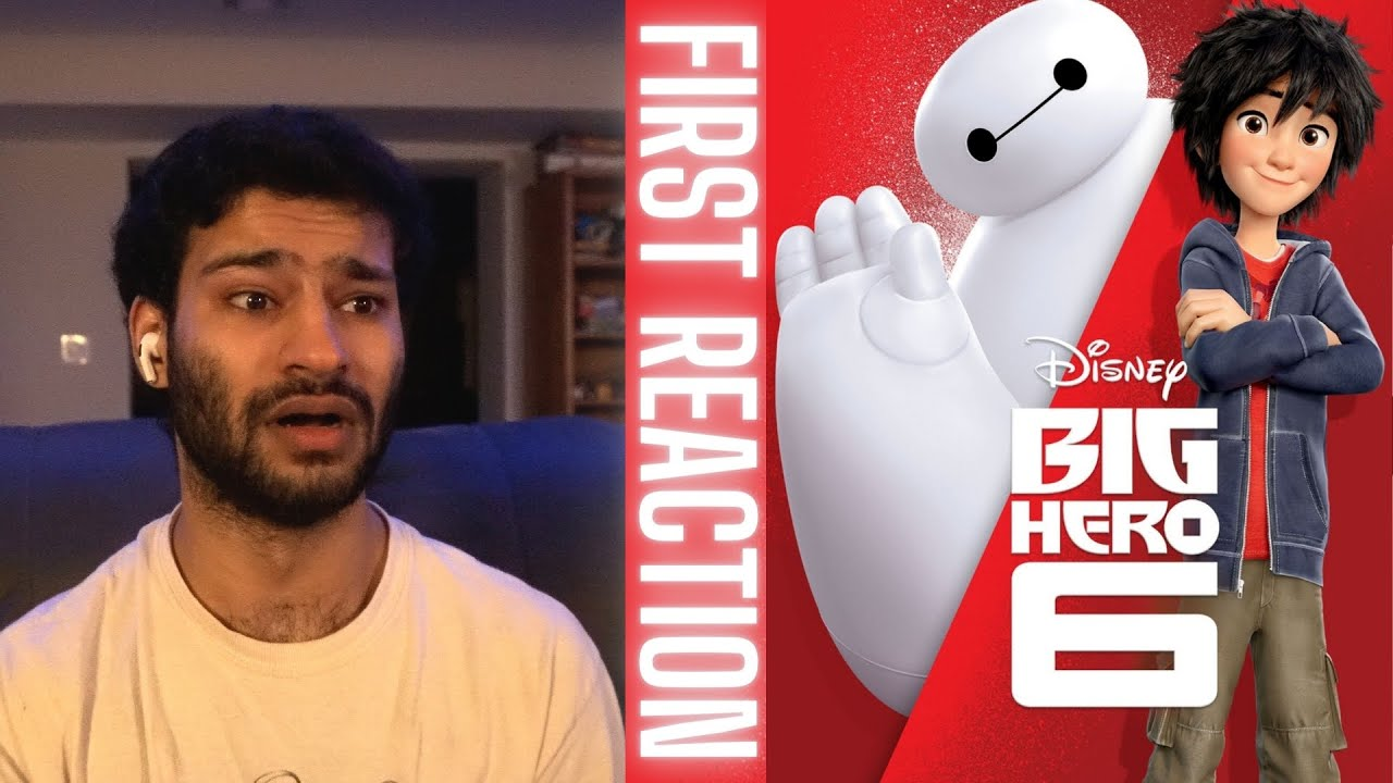 Download Watching Big Hero 6 (2014) FOR THE FIRST TIME!! || Movie Reaction!
