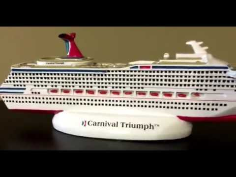Cruise Ship Model Collection - Update