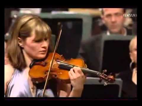Beethoven Violin Conc: 2nd mvmt