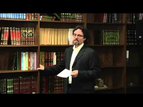 """""""Acquainted With The Night"""" A Poem by Robert Frost read by Shaykh Hamza Yusuf Hanson"""