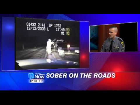 Impaired Driving Interview with Sergeant Shawn Cook - Your News Now