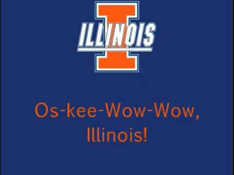 """Illinois' """"Oskee-Wow-Wow"""""""